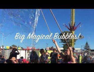 Big Magical Bubbles