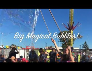 Big Magical Bubbles