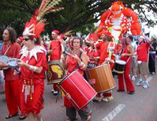 Samba Dance Party