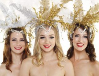 Carnival Themed Dancers