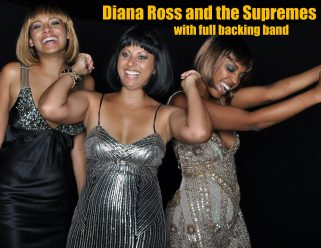 Diana Ross and The Supremes Tribute