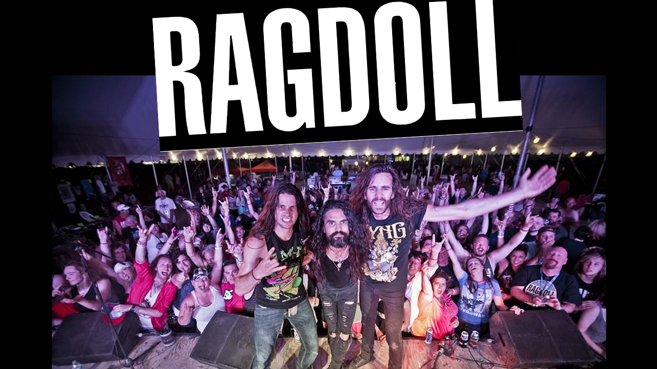 Ragdoll live in USA