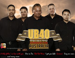 UB40 Tribute one In Ten - 2020