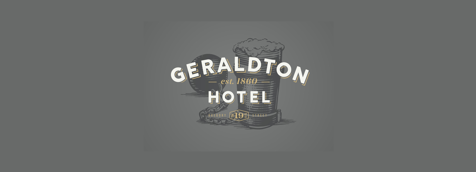 The Geraldton Hotel Logo