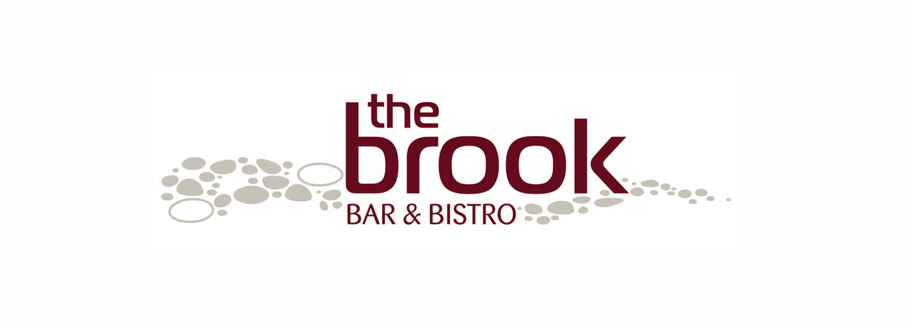 The Brook Bar and Bistro Logo