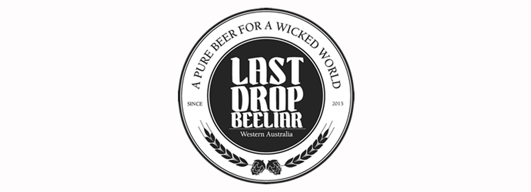 The Last Drop Beelair Logo