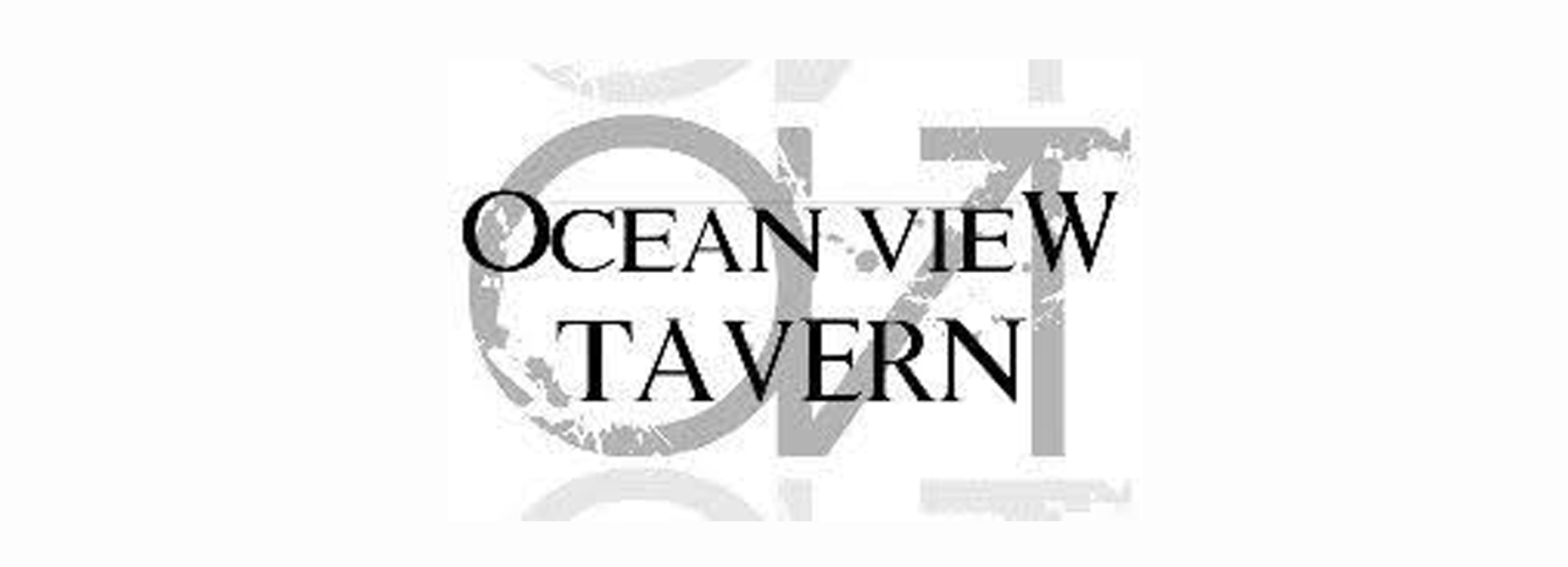 The Ocean View Tavern Logo