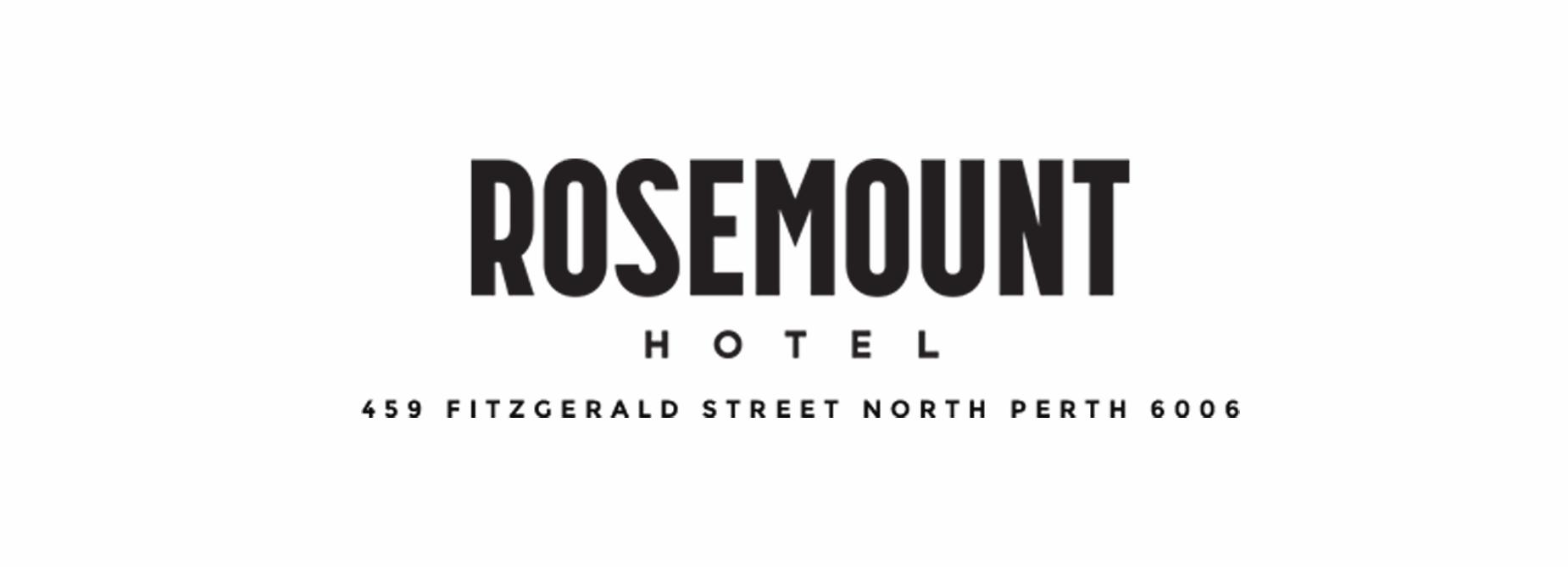 The Rosemount Hotel Logo