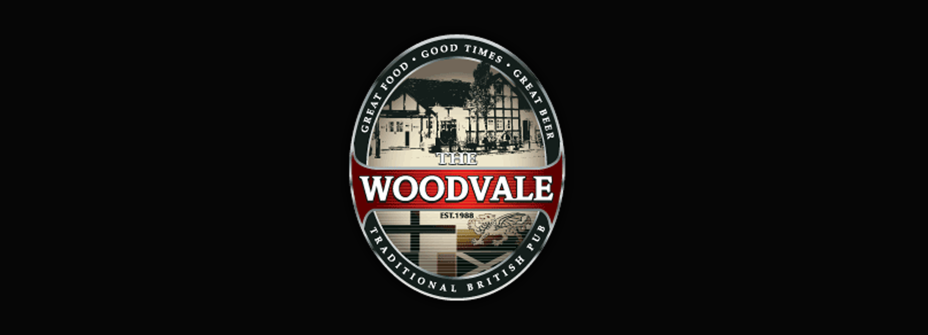 The Woodvale Tavern logo