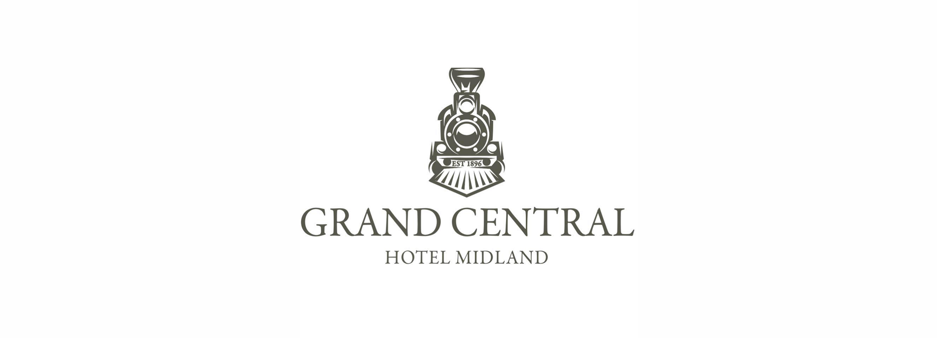 The Grand Central Hotel Midland Logo