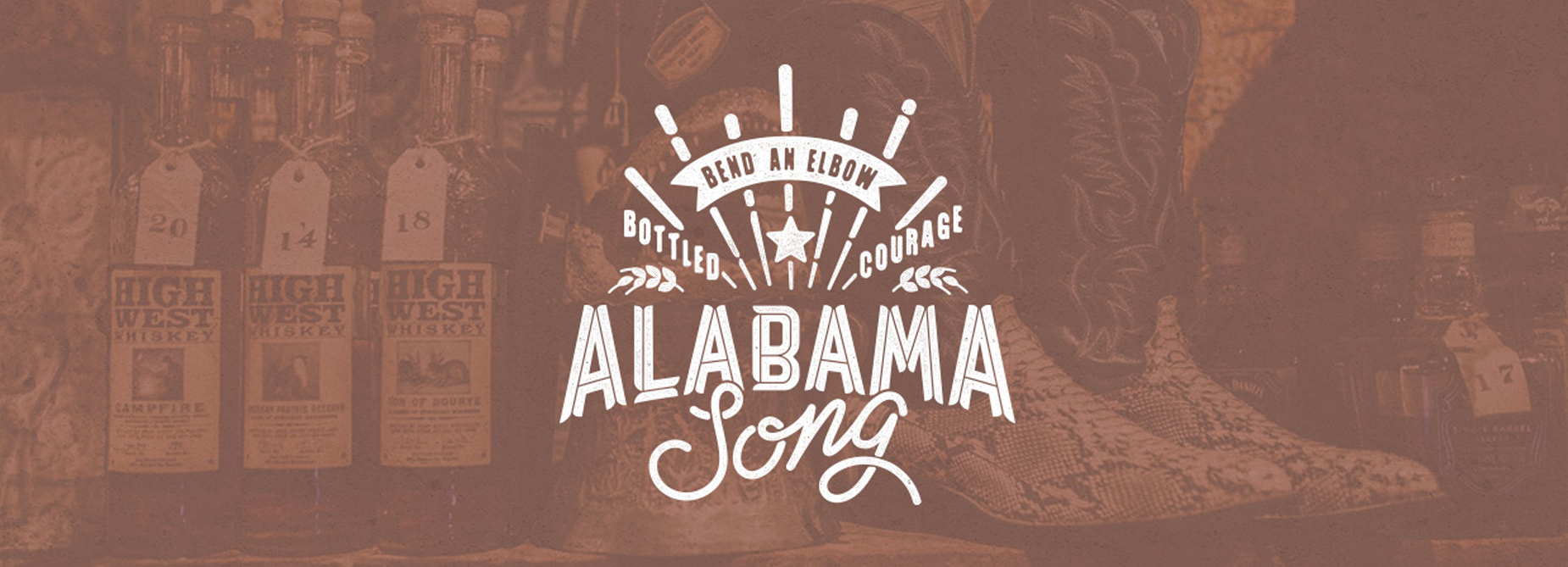 Alabama Song Logo